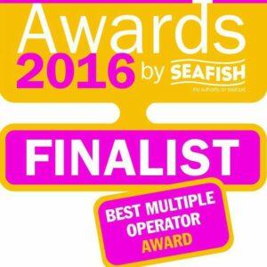 2016 Best Multiple Operator award