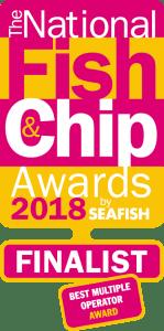 2018 Best Multiple operator award
